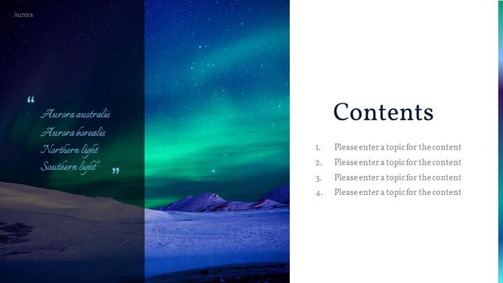 오로라 편집이 쉬운 슬라이드 디자인_02