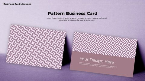 Business Card Mockups Google Slides for mac_04