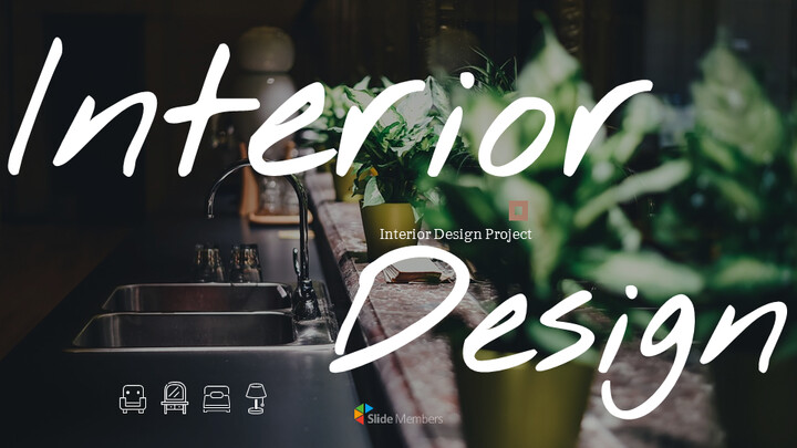Interior Design Creative Google Slides_01