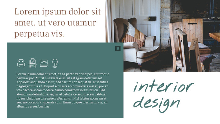 Interior Design Creative Google Slides_02