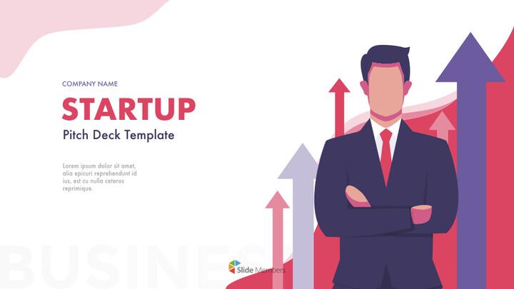 Startup Visually Focused Template Multipurpose Presentation Keynote Template_01