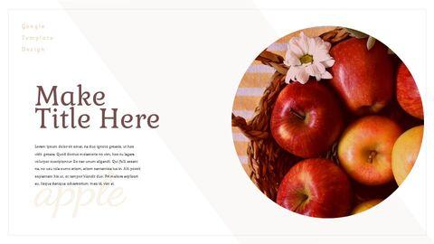 사과 과수원 Google 슬라이드 프레젠테이션 템플릿_04