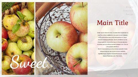 사과 과수원 Google 슬라이드 프레젠테이션 템플릿_05