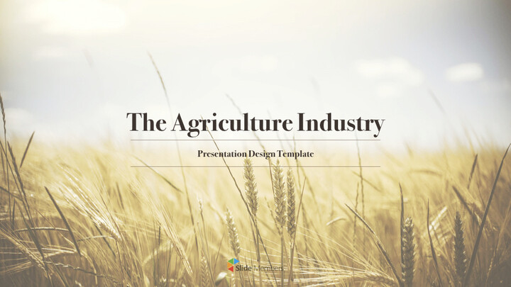 The Agriculture Industry PPTX Keynote_01