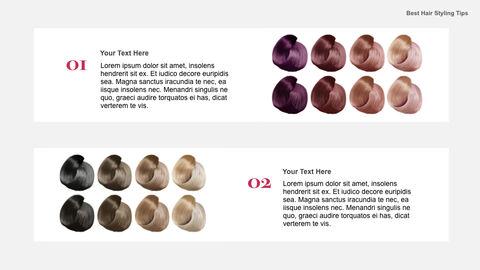 Best Hair Styling Tips Theme Keynote Design_09