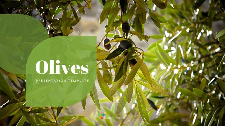 Olives Creative Google Slides_01