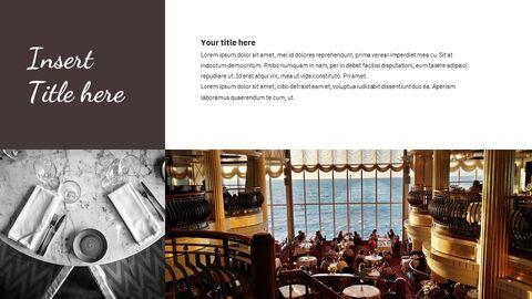레스토랑 Google 슬라이드 테마 & 템플릿_02