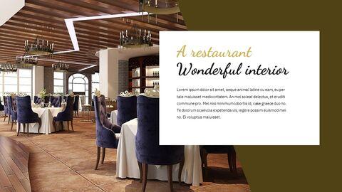 레스토랑 Google 슬라이드 테마 & 템플릿_04