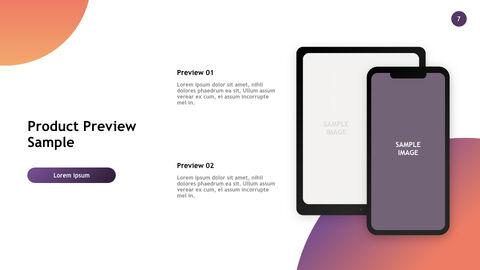 Startup Premium Flat Design Template Keynote Presentation Template_03