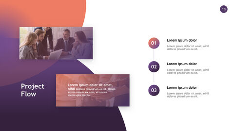 Startup Premium Flat Design Template Keynote Presentation Template_04