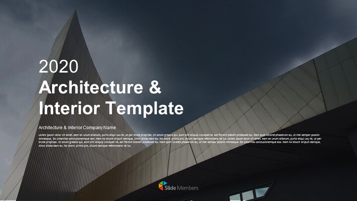건축과 인테리어 Google 프레젠테이션 슬라이드_01