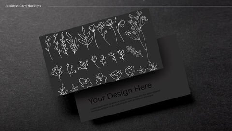 Business Card Mockups Keynote Examples_03
