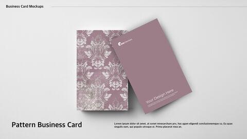 Business Card Mockups Keynote Examples_04