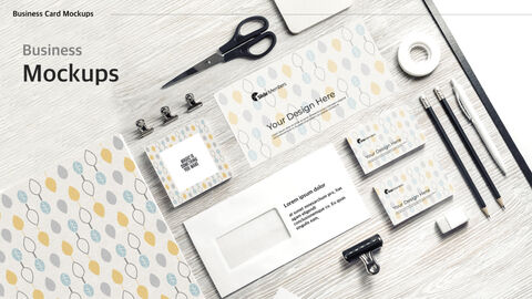 Business Card Mockups Keynote Examples_05