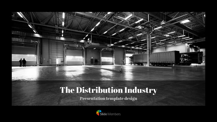 The Distribution Industry Google PPT Templates_01