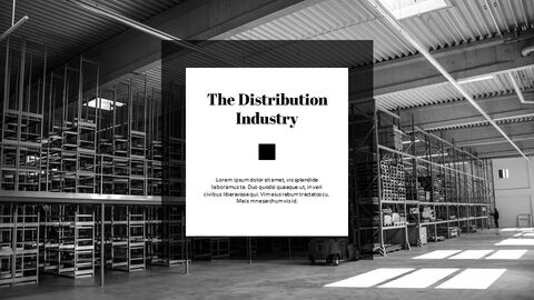 The Distribution Industry Google PPT Templates_03