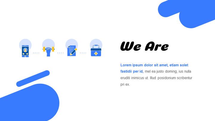 휘트니스 및 헬스케어 관리 서비스 제안 인터랙티브 Google 슬라이드_02