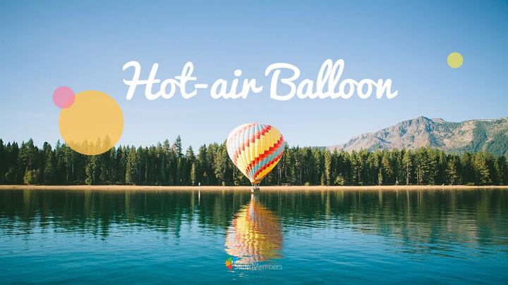 Hot-air Balloon Google Slides Templates_01