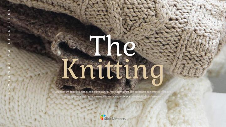 Knitting Google Slides Themes_01