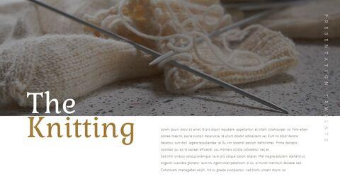 Knitting Google Slides Themes_02