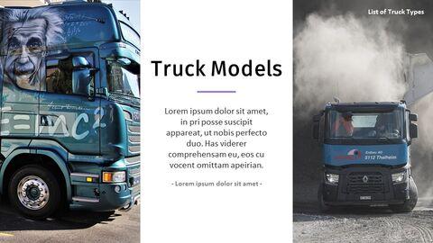 List of Trucks Best Google Slides_03