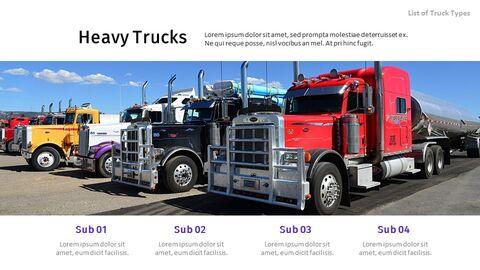 List of Trucks Best Google Slides_04