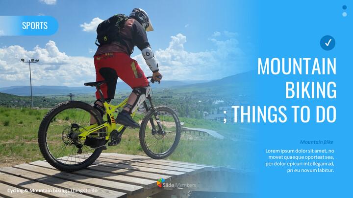 산악 자전거 Google 파워포인트_01