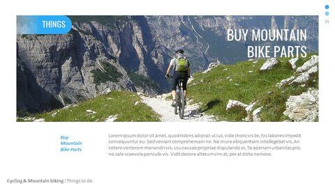 산악 자전거 Google 파워포인트_04