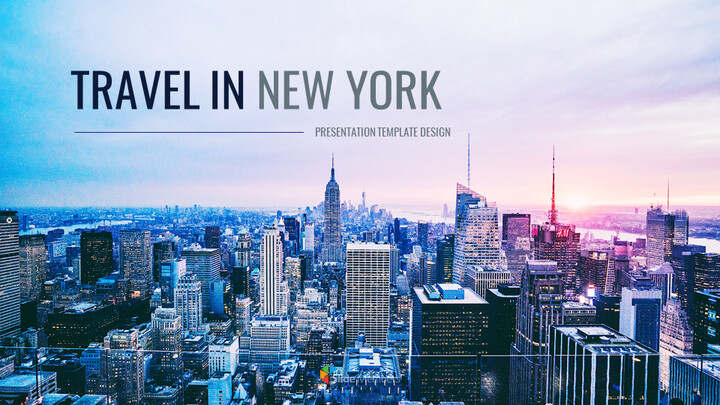 Travel in New York Google Slides Themes & Templates_01