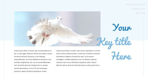 조류 (새) 심플한 Google 슬라이드 템플릿_03