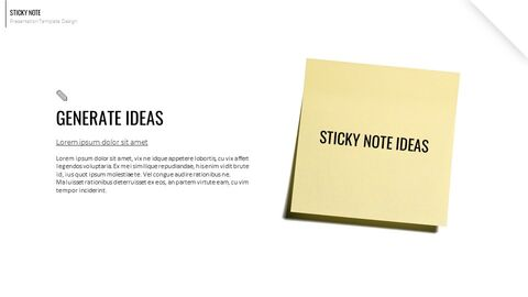 Sticky Note Google PPT Templates_04