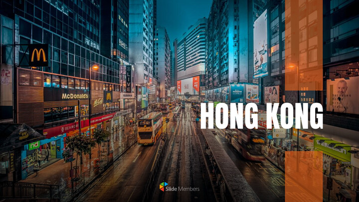 Hongkong Simple Presentation Google Slides Template_01