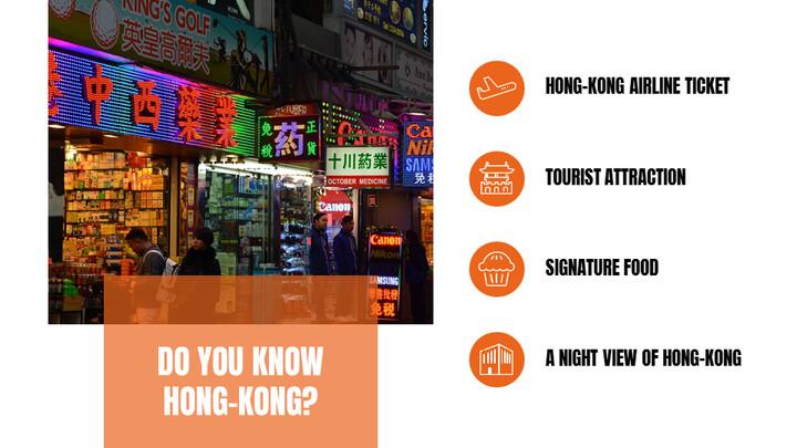 홍콩 심플한 프레젠테이션 Google 슬라이드 템플릿_02