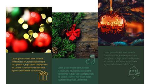 메리 크리스마스 편집이 쉬운 Google 슬라이드_03