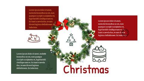 메리 크리스마스 편집이 쉬운 Google 슬라이드_05