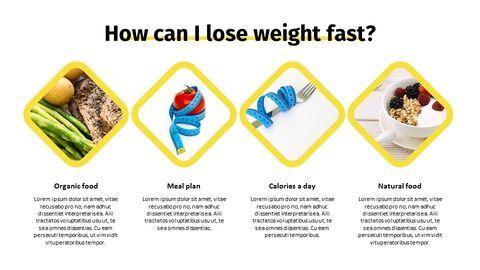 다이어트 음식 Google 프레젠테이션 슬라이드_02