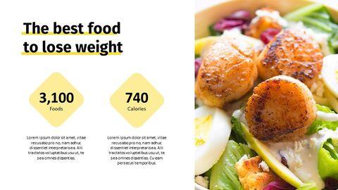 다이어트 음식 Google 프레젠테이션 슬라이드_03