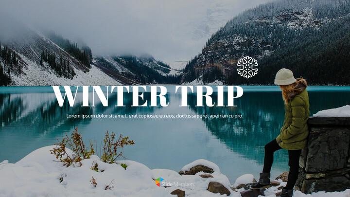 겨울 여행 맥용 Google 슬라이드_01