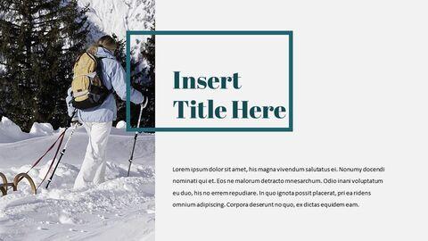 겨울 여행 맥용 Google 슬라이드_04