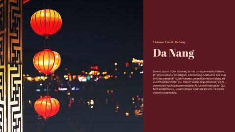 Da Nang & Hoi An Google PPT Templates_02