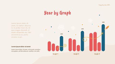 2020 해피뉴이어 (신년,새해) 모던한 PPT 템플릿_25