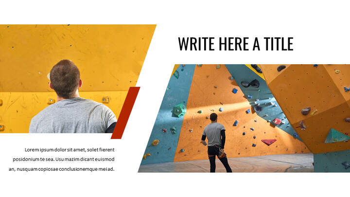 Motivated rock-climber Google Slides Themes_02