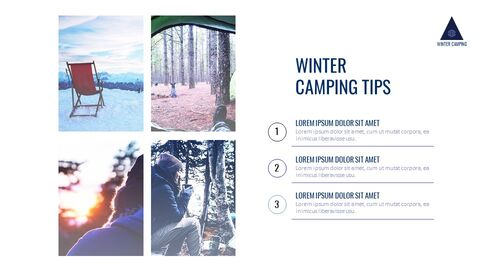 겨울 캠핑 테마 Google 슬라이드_05
