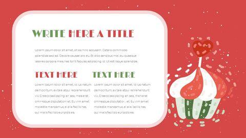 행복한 크리스마스 편집이 쉬운 구글 슬라이드 템플릿_04