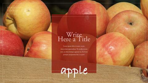 사과 과수원 크리에이티브 키노트_15
