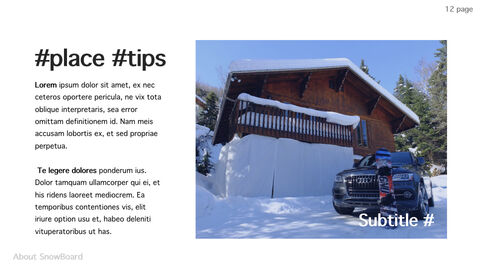 Basic Tips & Tricks About Snowboard Apple Keynote Template_04