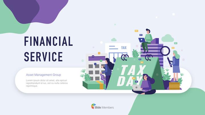 Financial Service Group Design Slides Keynote for PC_01