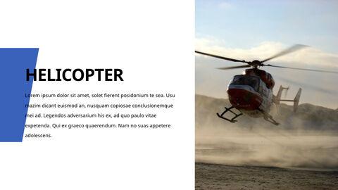헬리콥터 키노트의 PPT_05