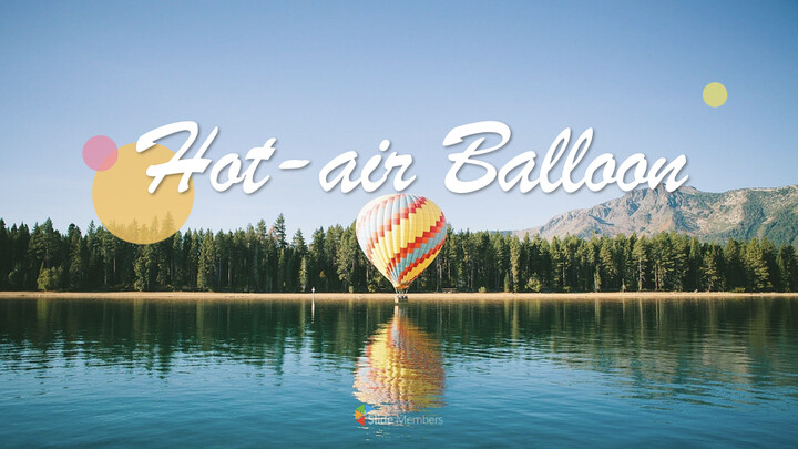 Hot-air Balloon PPTX to Keynote_01