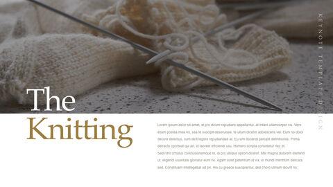 Knitting Multipurpose Keynote Template_03